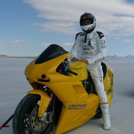 2009: First Landspeed Record