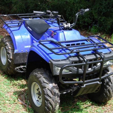 2008: First Lithium ATV