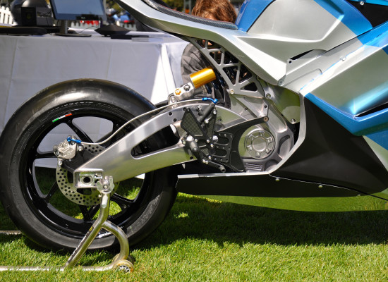 Swing Arm @ the Quail Motorcycle Gathering